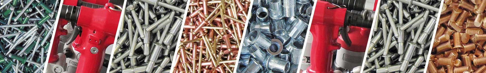 200 pezzi Ribattini in rame Ø 2 mm-L 5mm Copper rivets