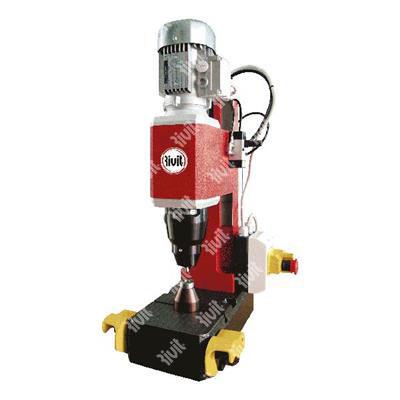 RIV3450P-Orbital riveting machine | Sistemi di fissaggio, utensili e